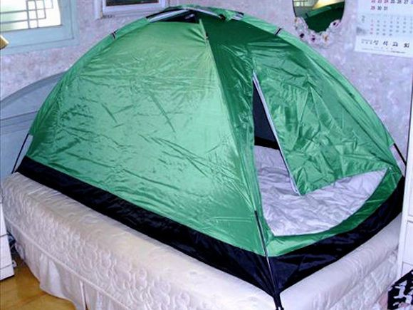 Bed Tent_1,چادر زدن در خانه