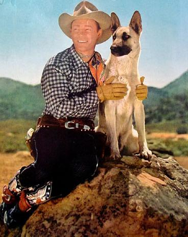 "I was responsible for naming the family dog, a mostly black Border Collie, after ""Bullet the Wonder Dog"", trusty companion of Roy Rogers in the adventure series that aired from 1961 to 1964 and that I never missed."