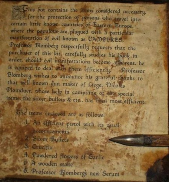 Source: http://theghostdiaries.com/wp-content/uploads/2012/12/Vampire-kit-letter.jpeg
