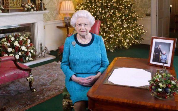Ladies and Gentlemen -- the Queen (Source: CBC News)